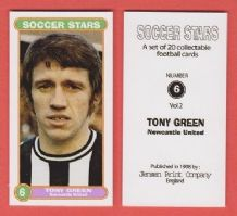 Newcastle United Tony Green